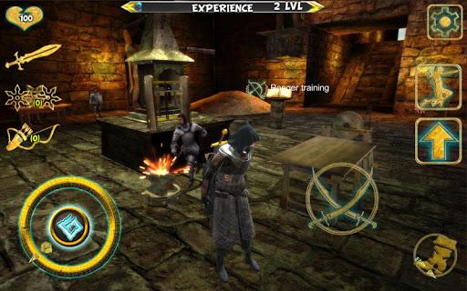 Ninja Samurai Assassin Hero IV Medieval Thief 1.1.4 screenshots 12