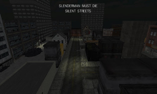 Slenderman Must Die: Chapter 4 - Silent Streets screenshots 1