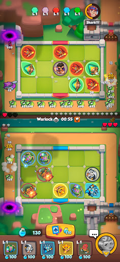 Rush Royale - Tower Defense game TD  screenshots 16