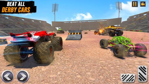 Real Monster Truck Demolition Derby Crash Stunts 3.1.3 screenshots 2