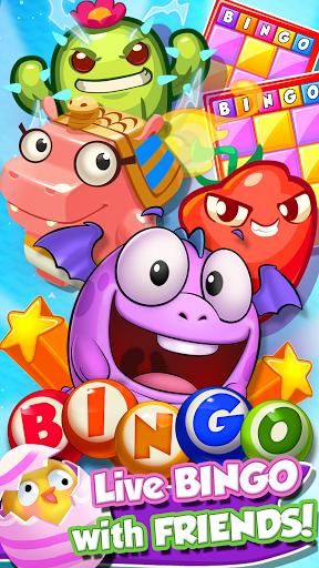 bingo dragon - free bingo games screenshot 1