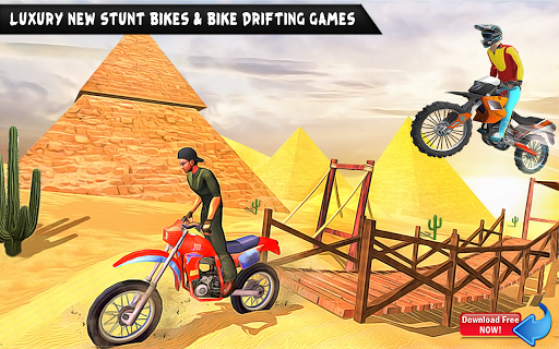 Mega Real Bike Racing Games - Free Games apkpoly screenshots 11