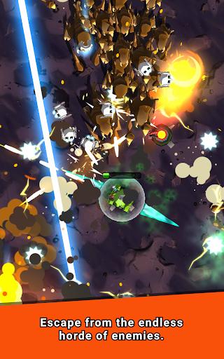 Tank Alien War: Survival Game  screenshots 16