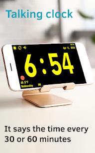 Huge Digital Clock Pro MOD (Paid) 3