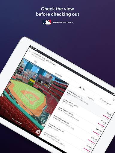 StubHub - Live Event Tickets modavailable screenshots 10