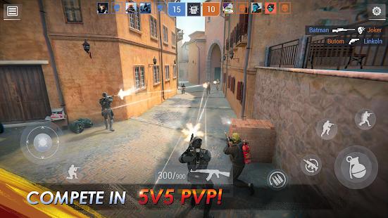 Face of War: PvP Shooter Mod Apk