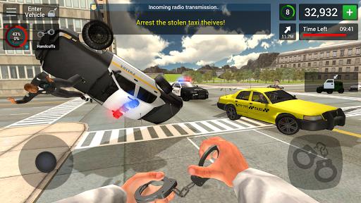 Cop Duty Police Car Simulator android2mod screenshots 2