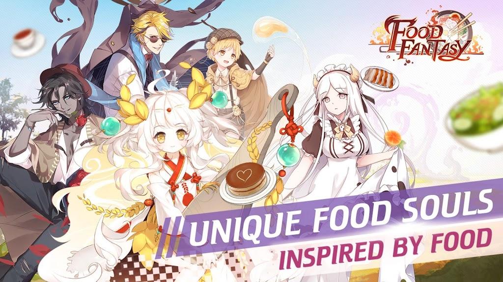 Food Fantasy poster 0