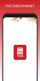 TOM: Fresh Home Made Food Delivery