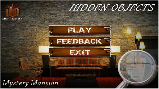 Hidden Objects Mansion 2 10.0.1 screenshots 1