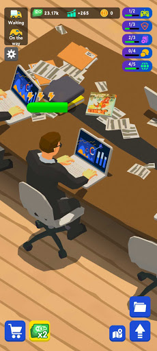 IT Corp Tycoon apktreat screenshots 1