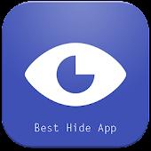 icono Ocultar Aplicación
