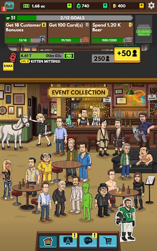 Itu2019s Always Sunny: The Gang Goes Mobile 1.4.0 screenshots 8