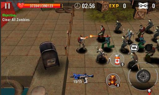 Zombie Overkill 3D 1.0.5 de.gamequotes.net 2