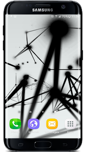 Abstract Particles Wallpaper APK 1