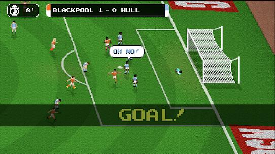 Retro Goal 4
