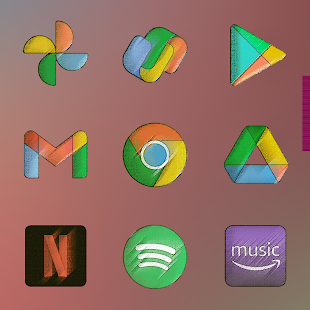 RetrOxigen - Icon Pack Screenshot