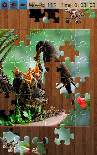 Birds Jigsaw Puzzles Game android2mod screenshots 6