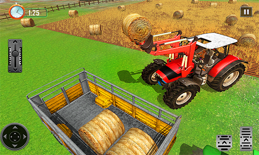 Farming Tractor Driver Simulator : Tractor Games mod apk