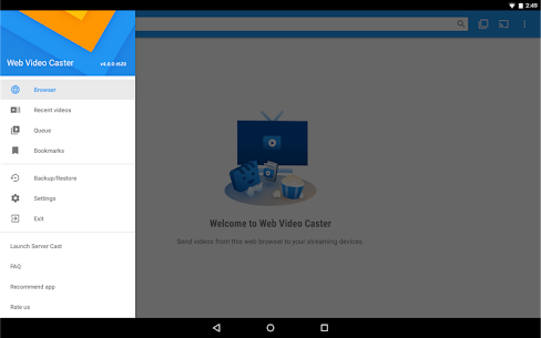 Web Video Cast Premium Apk (Premium Unlocked) 7
