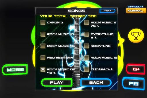 Rock vs Guitar Legends 2017 HD  Screenshots 5