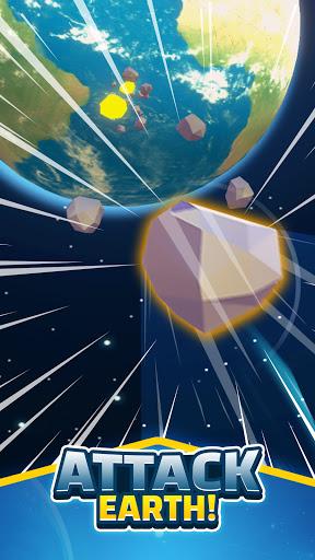 Meteors Attack! 1.0.1 screenshots 1