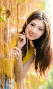Cute Korean Girls Wallpapers 4