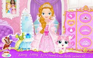 Princess Libby: Tea Party