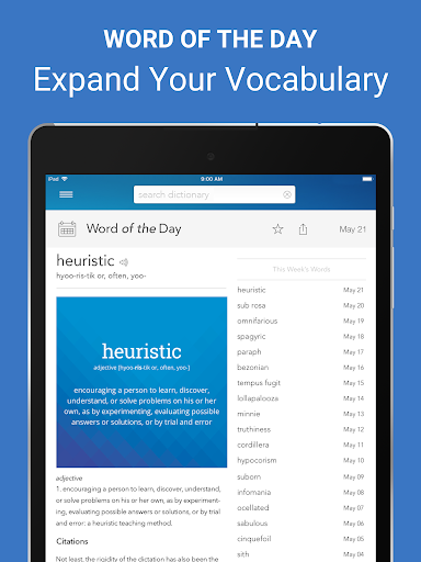 Dictionary.com Premium  screenshots 9