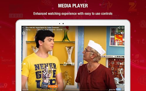 JioTV – News, Movies, Entertainment, LIVE TV Screenshot