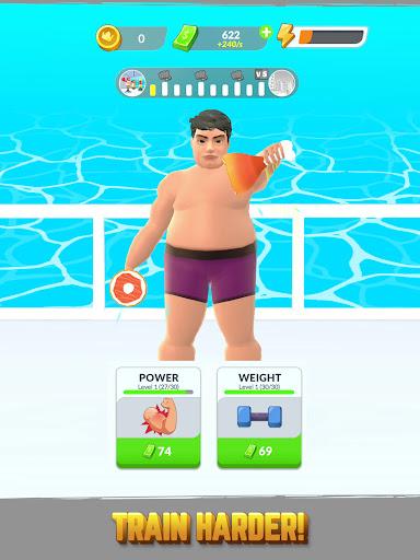 Gym Life 3D! - Idle Workout Simulator Game  screenshots 6
