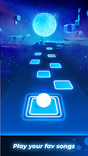 Tiles Hop EDM Rush MOD (Unlimited Money) APK for Android 2