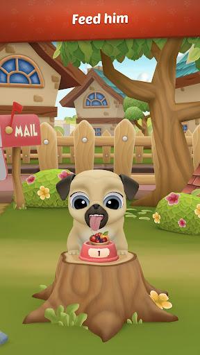 My Virtual Pet Dog ud83dudc3e Louie the Pug 1.9.3 screenshots 5