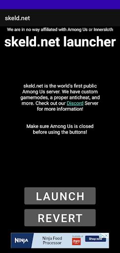 skeld.net Server Switcher 1.0.0 screenshots 1