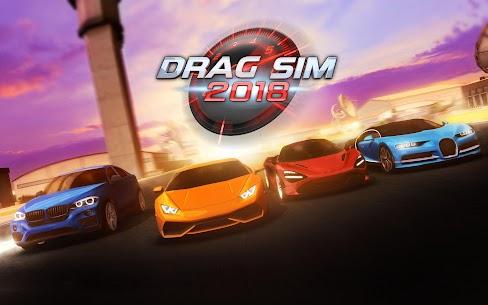 Drag Sim 2018 1