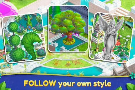Royal Garden Tales - Match 3 Puzzle Decoration ' 0.9.8 Screenshots 5