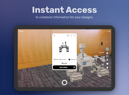 Download Vusar - Design Visualization for 3D CAD in AR For PC Windows and Mac apk screenshot 10