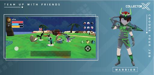 Télécharger Collector-X : MMORPG APK MOD (Astuce) screenshots 2