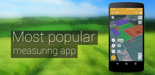 Gps Fields Area Measure Pro Aplicaciones En Google Play