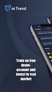 UniTrend - Mobile Trade App Apkfinish screenshots 5