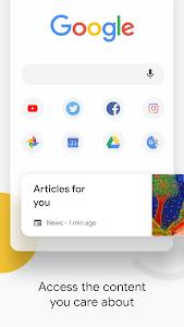 Google Chrome: Fast & Secure 94.0.4606.71