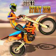 Carzy Moto Bike Stunt Race Game - Free Games 2021