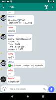 screenshot of TalkinChat