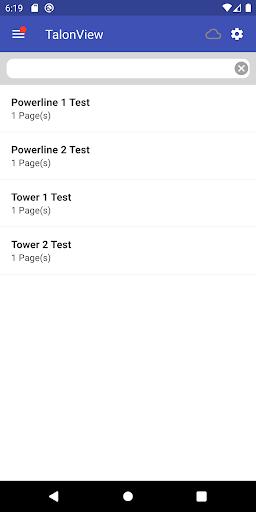 TalonView modavailable screenshots 3