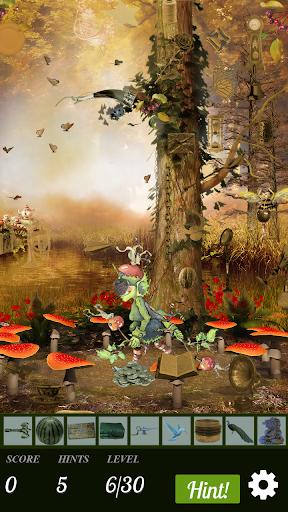 hidden object free - merry halloween screenshot 3