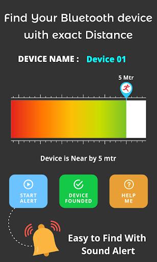 Bluetooth Device Locator Finder