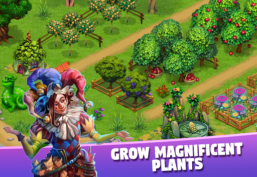 Fairy Kingdom: World of Magic and Farming 3.2.1 screenshots 3