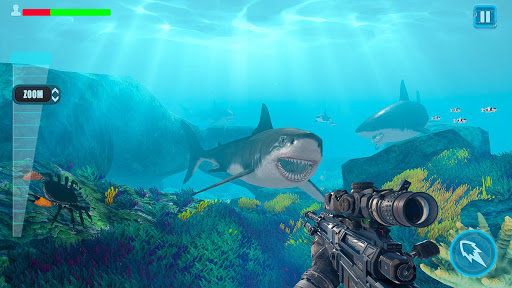 Survivor Sharks Game: Shooting Hunter Action Games 1.24 screenshots 6