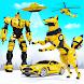 狐 自転車ロボットを撮影する ロボットゲーム