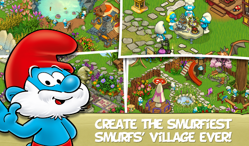 Smurfs and the Magical Meadow 1.11.0.2 Screenshots 1